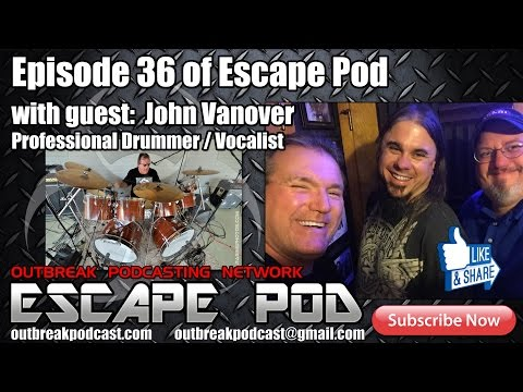 Episode 36 of Escape Pod with guest John Vanover