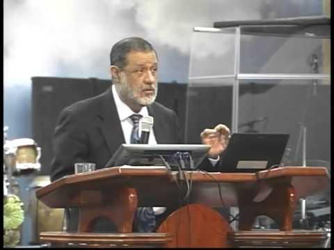 Antes de la tribulacion, apóstol Sergio Enriquez