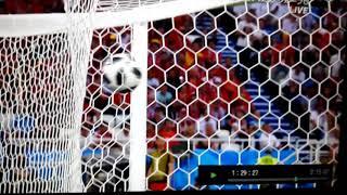 ワードカップ ベルギー対イングランド バチュアイ