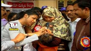 Warangal Collector Amrapali Launches Pulse Polio