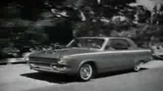 1964 Dodge Dart Commercial