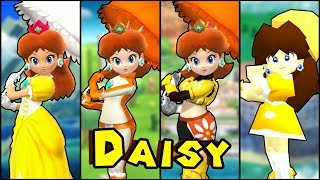 10 Daisy Skins for Super Smash Bros. Wii U! [Mods]