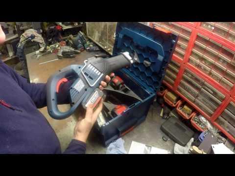 Bosch GSA 18V-32 - The Thing