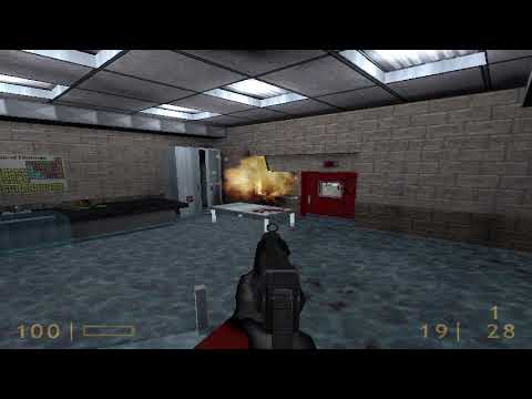 Half-Life Preliminary: Software Water Testing