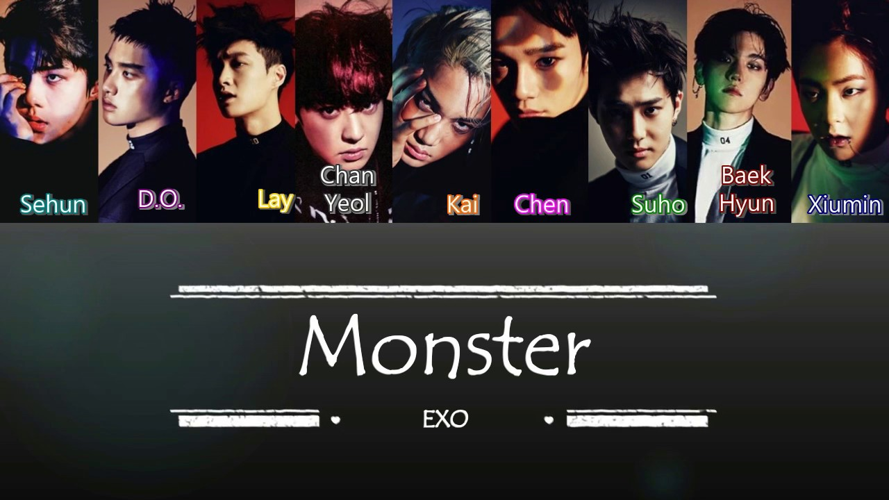 Tubget - Download video: exo-monster-sub-han-rom-english