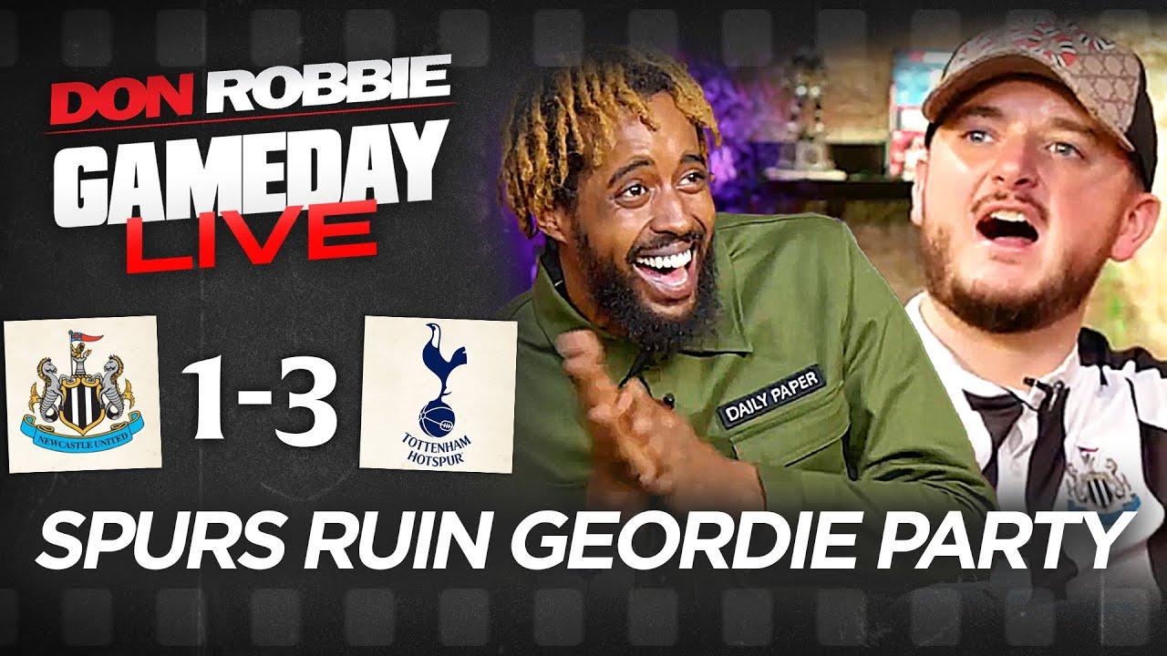 Newcastle vs Tottenham final score: Spurs spoil the party
