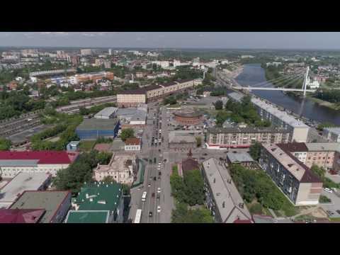 Сибиряки: дорогами побед, старт с высоты птичьего полета