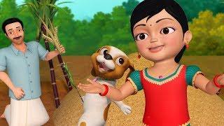 Sankranti Habbada Shubhashayagalu | Chinnu Kannada Rhymes for Children | Infobells
