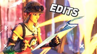 HOW TO IMPROVE EDITS, AIM AND CONSTRUCTION #7 FORTNITE BATTLE ROYALE