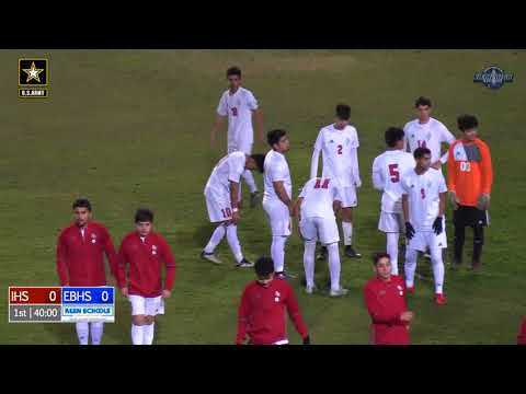 Boys Soccer Independence at East Bakersfield High School