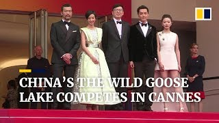 China's 'The Wild Goose Lake' competes in Cannes