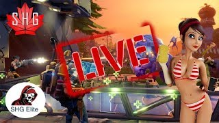 Fortnite WTF Save the World | Social Hour Gaming | Social | STW Giveaway PS - low level weapons