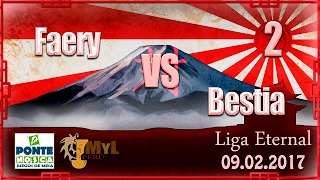 Liga Ponte mosca [09.02.2017] German Rodriguez VS Randy Caballero #2