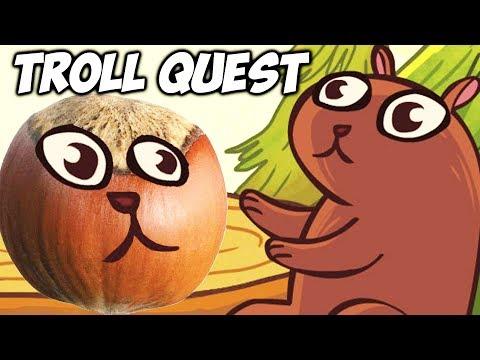 видео: ЗАТРОЛИЛ ЮТУБЕРОВ - Troll Face Quest - ФРОСТ