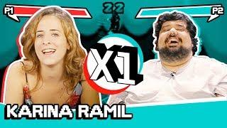 Vídeo - X1 | Karina Ramil