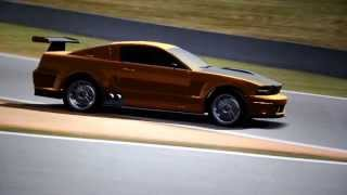 Test Driving The 2004 Ford Mustang GT-R Concept (Part 2)