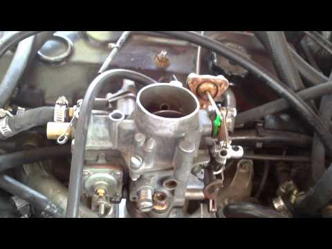 Manual Para Carburador Bocar 2 Gargantas Con