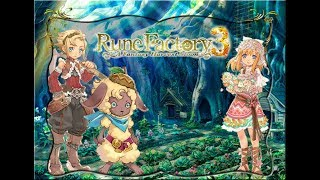 Rune Factory 3: A Fantasy Harvest Moon Opening