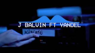 J.Balvin - Acércate ft. Yandel |HD|✔✔ [BASS BOOST]