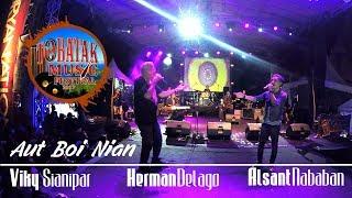 Viky Sianipar ft. Alsant Nababan & Hermann Delago - AUT BOI NIAN [Duet Version]