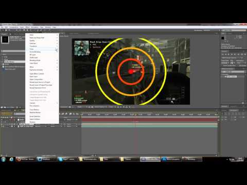 After Effects Tutorial: Radio Wave Effect