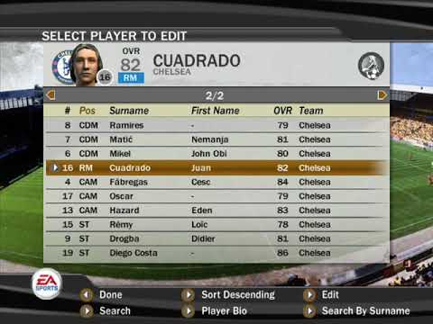 Fifa 14 to fifa 17┃patch download (07/03/2017) #4 youtube.