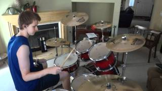 Harrison - BoB - Airplanes (feat. Hayley Williams) (Drum Cover)