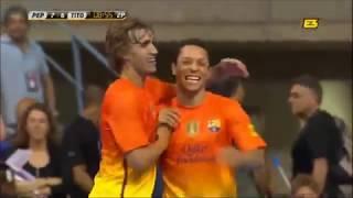 Fc barcelona amazing minifootball tiki taka! best barca futsal skills, goals and moments!