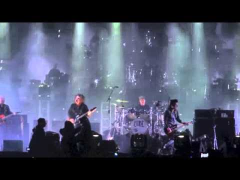 The Cure en Bogotá / Play for Today