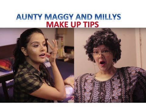 Make up & beauty tips in 'Maggy Makes-up make up' (episode 108)