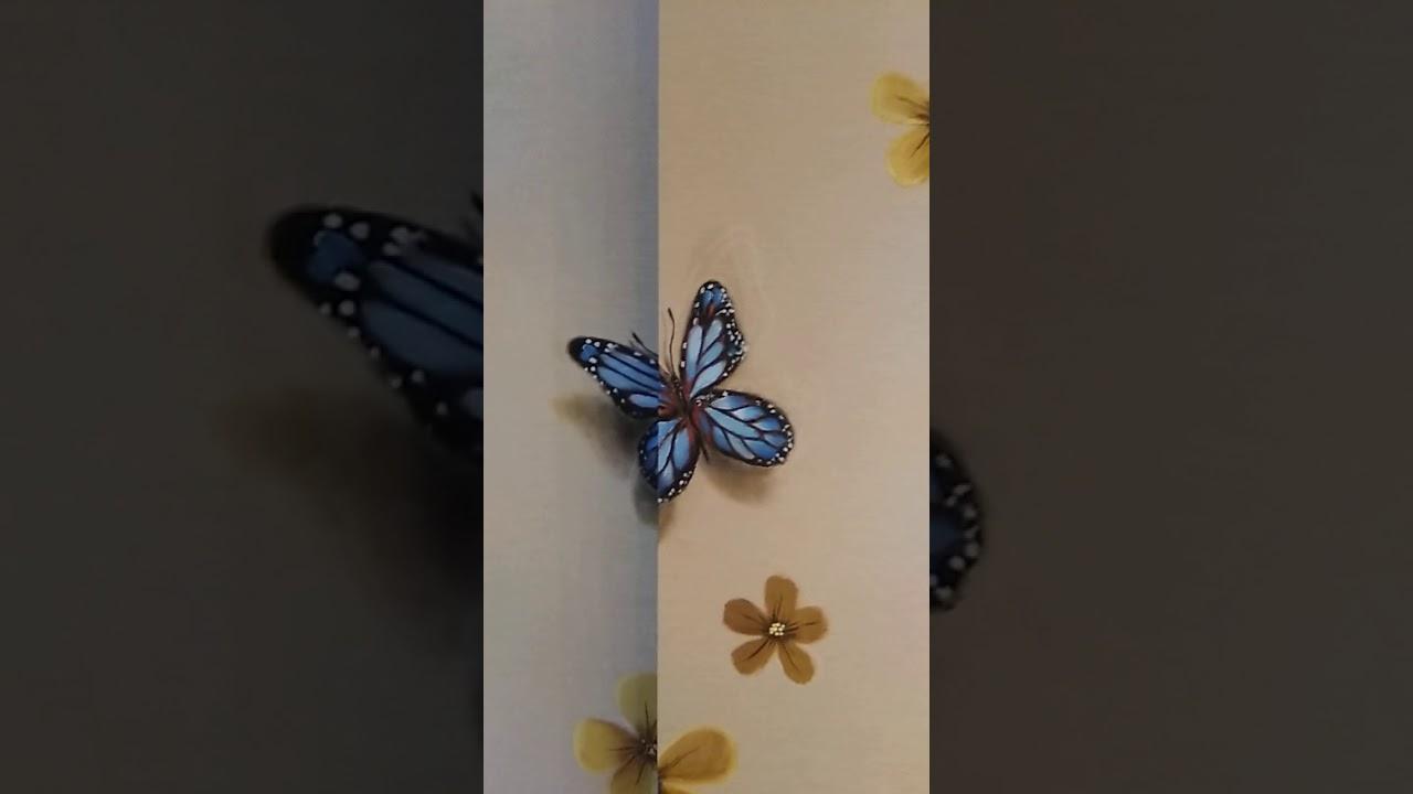 Kumbang, kupu-kupu, dan bunga - YouTube