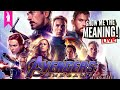 Avengers: Endgame 2019 – The End Of An Era – Show Me The Meaning Live