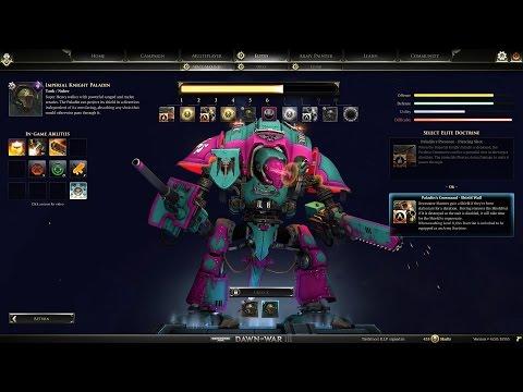 Warhammer 40,000: Dawn of War III Multiplayer 3vs3 Total Defeat