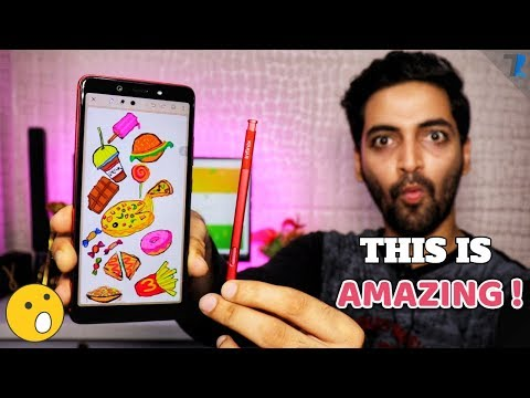Infinix Note 5 Stylus India - Unboxing & Hands On | Flagship Features In Budget??