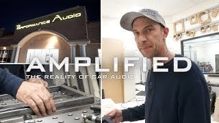How To Build A Metal Amp Rack With  Jon Webb, Performance Audio, Las Vegas - Amplified #132