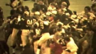 Michigan 40th Anniversary of 1969 Ohio State Upset