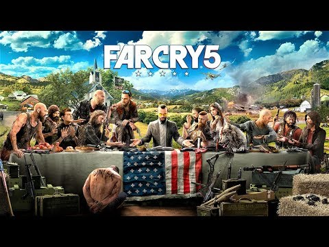Far Cry 5:  Let's Take Down Eden's Gate! Co-op!