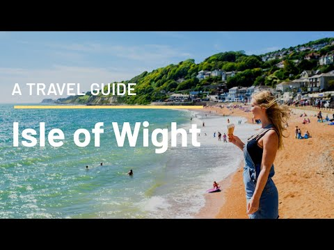 ISLE OF WIGHT   A travel guide