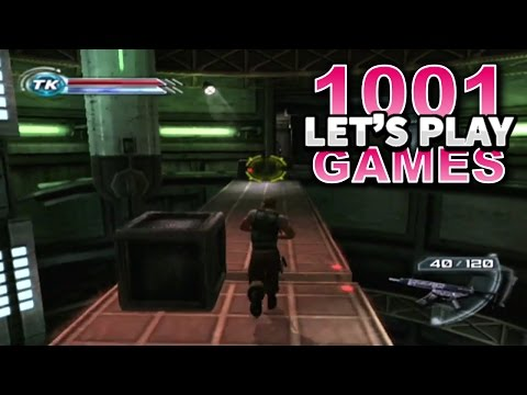 Psi-Ops: The Mindgate Conspiracy (Xbox) - Let's Play 1001 Games - Episode 196