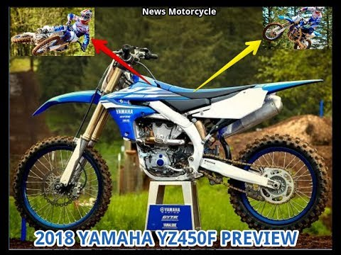 2018 yamaha yz450f preview youtube rh youtube com 2003 yamaha yz450f owner's manual 2005 YZ450F