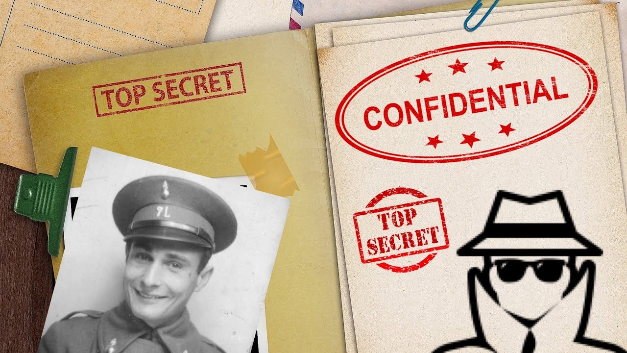 The Spy Who Hilariously Won World War 2