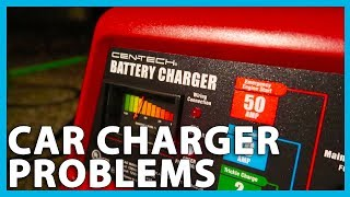 CAR CHARGER PROBLEMS (5/23/18 - 5/24/18)