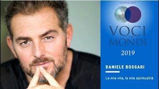 Daniele Bossari si racconta: il successo, la crisi, la spiritualità