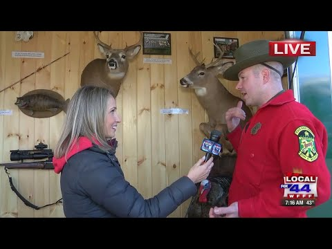 Vt. State Game Warden Shows Off Solved Poaching Cases