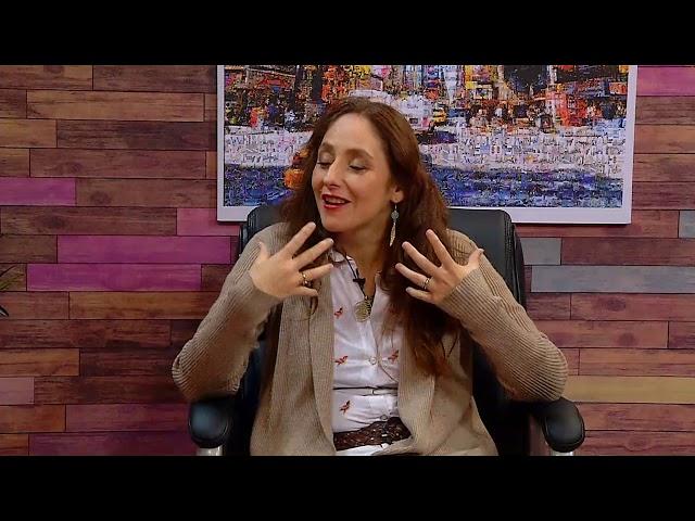 Miradas | Katia Mendizabal, Entrenadora vida saludable y felicidad | Capítulo 38