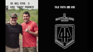 Kris Tanto Paronto joins Expedition 44 and Doc Ryan to discuss God, faith, humility, and servanthood