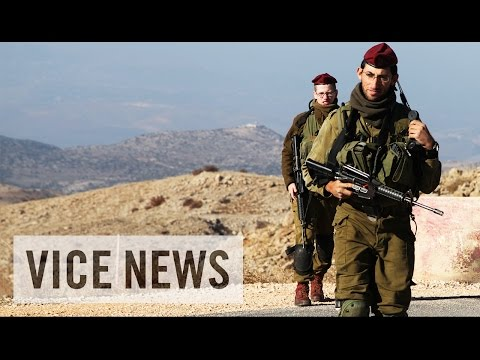 Islamist Militants on Israel's Doorstep: The War Next Door (
