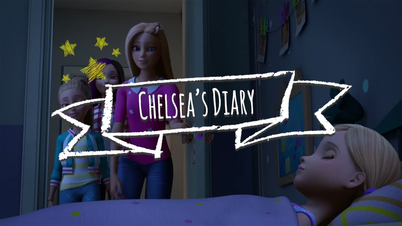 Download Chelsea's Diary! #1   Barbie Dreamhouse Adventures   Budge Studios   Pretend Play   HayDay