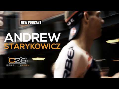 #121 - Andrew Starykowicz Interview (Pro Triathlete)