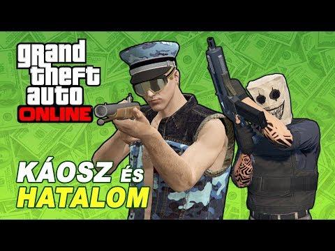 KÁOSZ ÉS HATALOM | GTA Online letöltés